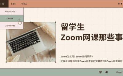 EssayV美国论文网解析留学生Zoom网课那些事.